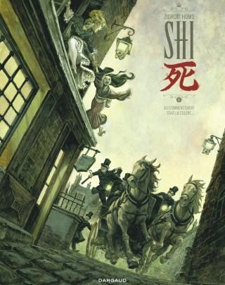 Shi, tome 1 : Au commencement était la colère