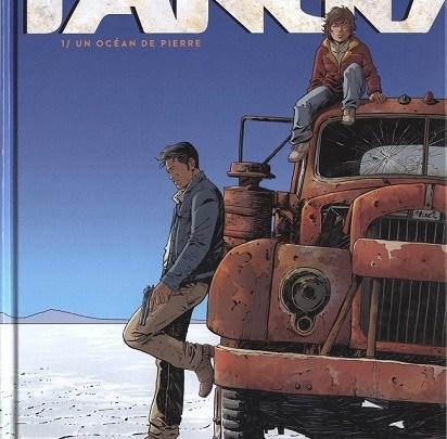 Tango, tome 1 : Un océan de pierre