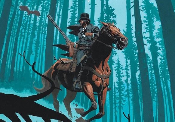 Undertaker, tome 3 : L'Ogre de Sutter Camp