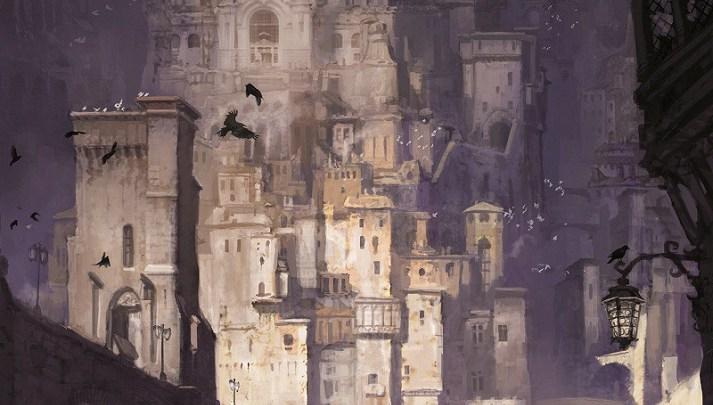Les Nouveaux Mystères d'Abyme, tome 1 : La cité exsangue