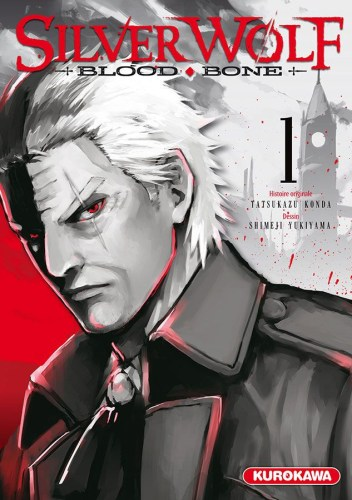 Silver Wolf Blood Bone tome 1