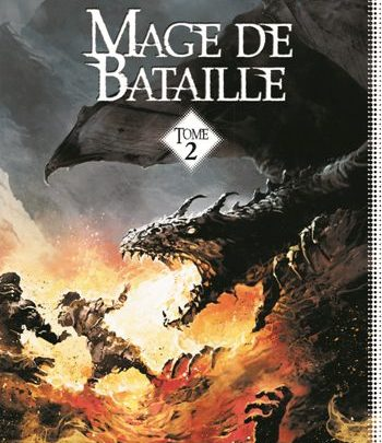 Mage de bataille, tome 2