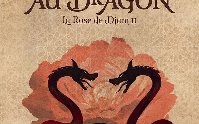 La rose de Djam, tome 2 : La grotte au dragon