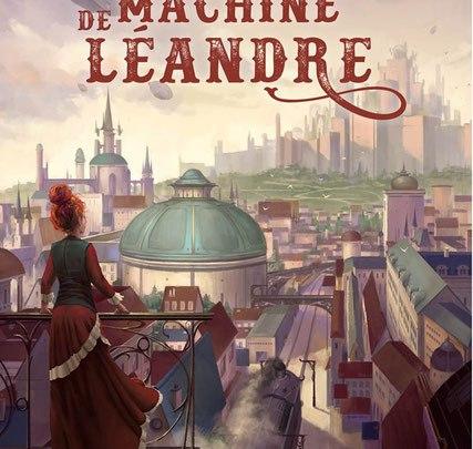 La Machine de Léandre, suivi de La Chasseuse de livres