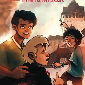 Chevaliers raclette 1 Château en flammes