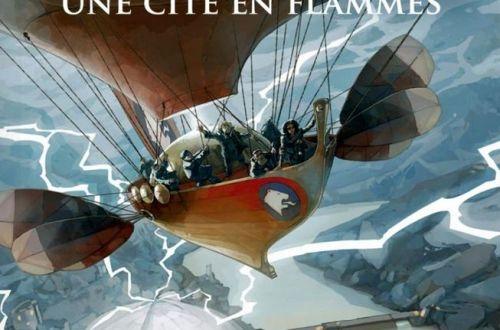Olangar - Une Cité en flammes
