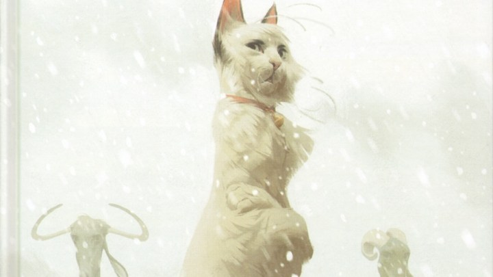 Le château des animaux, tome 2 : Les marguerites de l'hiver
