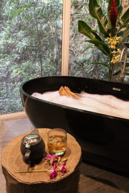 [:fr]Un petit moment relaxant au Daintree Ecolodge, au milieu de la foret tropicale[:][:en]Relaxing time at the Daintree Ecologe, boutique hotel[:]