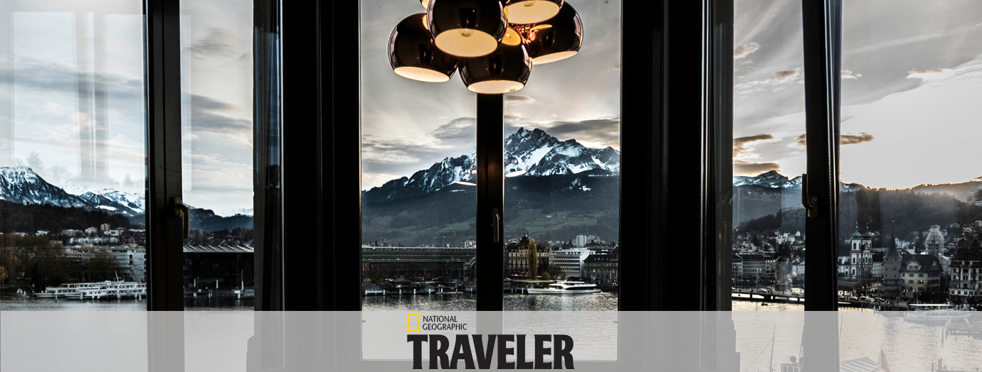 National Geographic Traveler - Le Bijou - a destination of a lifetime