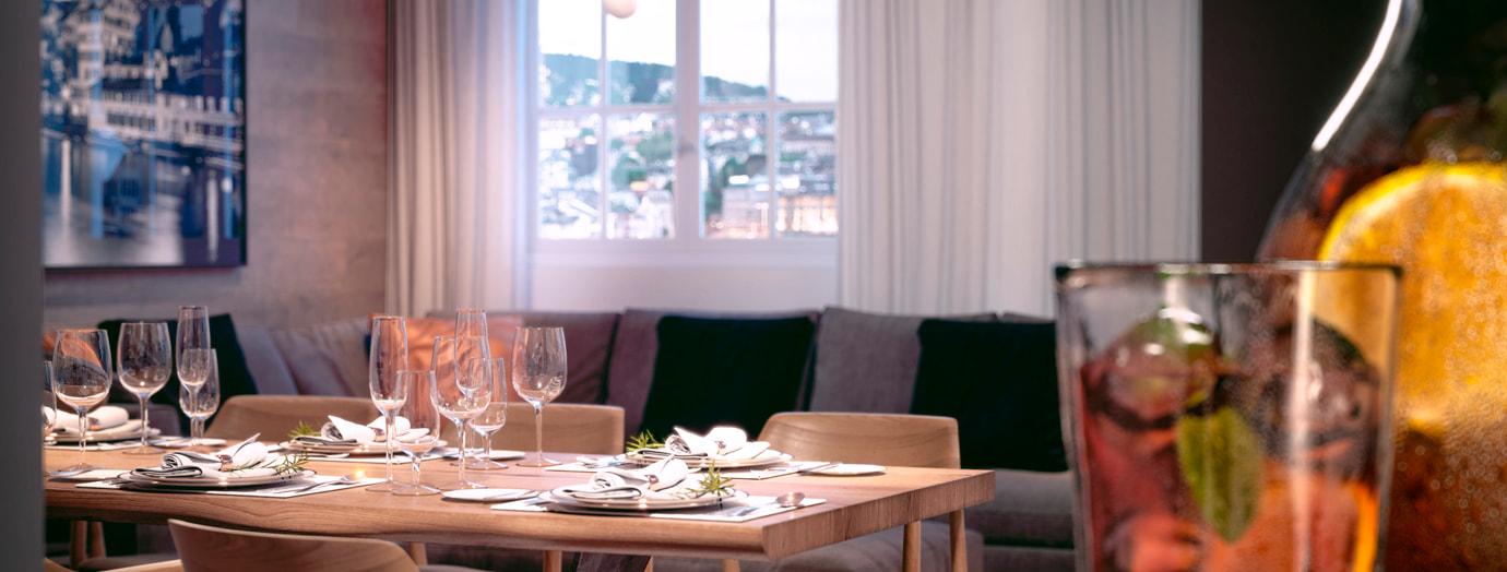Business Apartments - Le Bijou