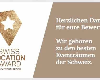 Le Bijou receives award of the Swiss Location Awards 2018