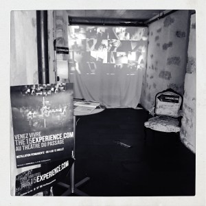 The15Experience.com, Théâtre Du Passage, Neuchâtel NIFFF 2014.