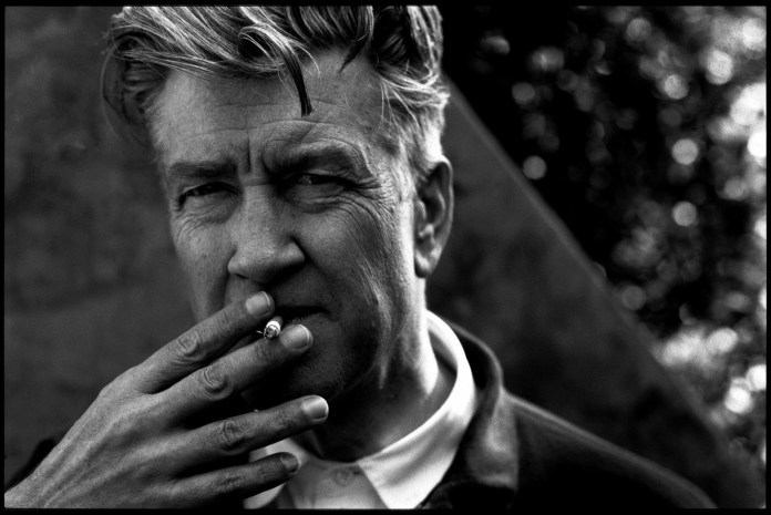 David Lynch © Stephanie Cornfield