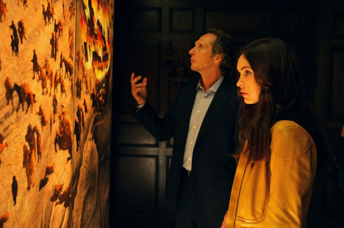 William Fichtner, Megan Fox, droits réservés.