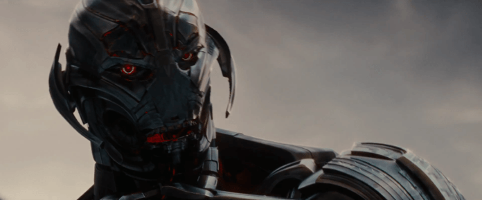 Ultron, James Spader, Avengers Age Of Ultron, droits réservés.