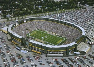 Lambeau Field-Green Bay