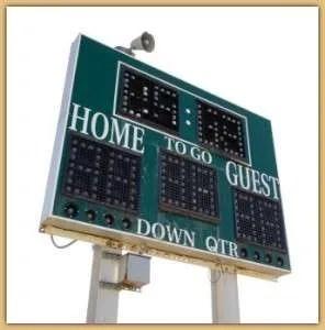 Football-Scoreboard