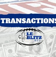 SUIVI – Transactions NFL 2018