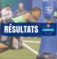 Résultats NFL Combine 2018
