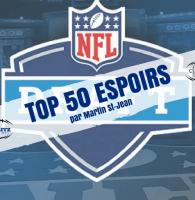 Top 50 espoirs NFL 2018 – Mise à jour après le Combine