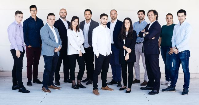 Équipe Indexa Capital 2019
