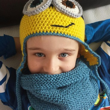 [Tricot] Tuto : Le snood pour enfant
