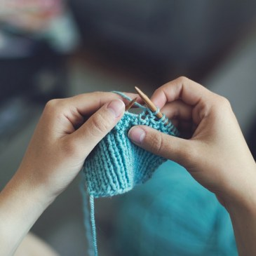 Les bienfaits du tricot