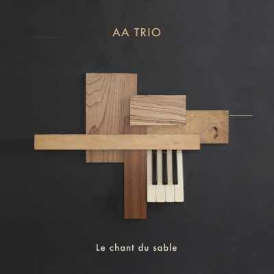Pochette du CD du AA Trio