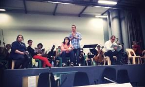 L'ensemble Amati et les Choeurs de l'Agglo dirigés par Didier Beloeil joue la Messe du Couronnement de Mozart, avec Nathalie Beauval, Fabrice Léonet et Serge Freulet