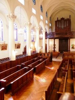 La chapelle Sacré-Coeur d'Ernemont de Rouen reçoit bientôt l'Ensemble Amati dirigé par Didier Beloeil