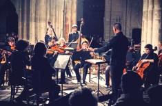 L'Ensemble AMATI et les Choeurs de l'Agglo dirigés par Didier Beloeil à Dieppe avec Nathalie Beauval, Fabrice Léonet et Serge Freulet