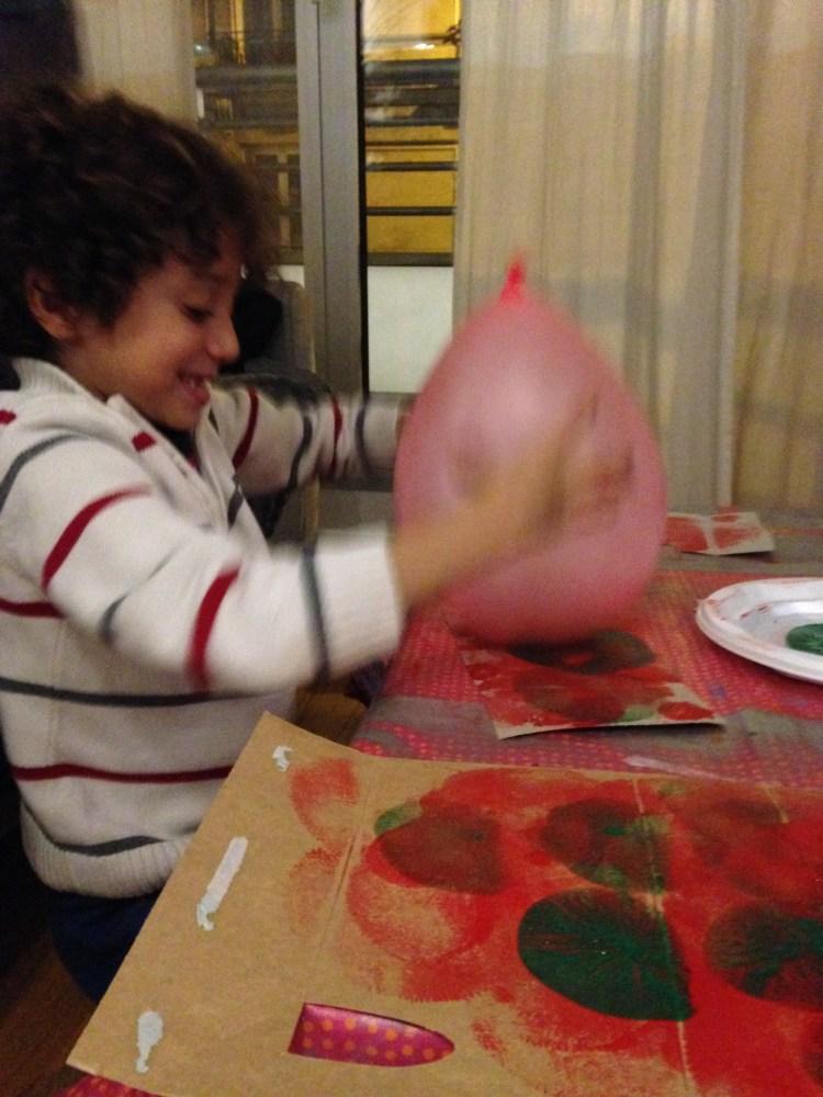 FÊTE DE FIN D'ANNÉE : Activités pour les enfants (4/6)