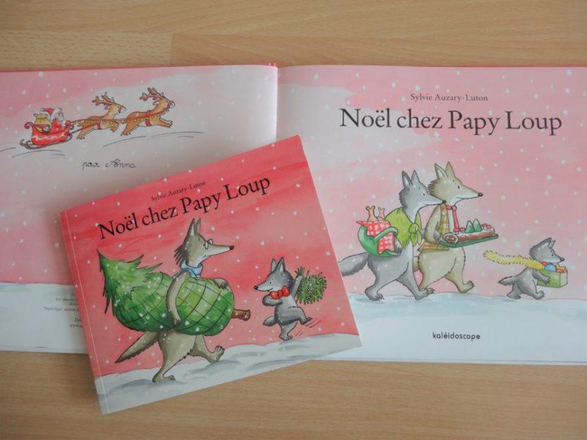 Noel Chez Papy Loup Le Blog De Chat Noir