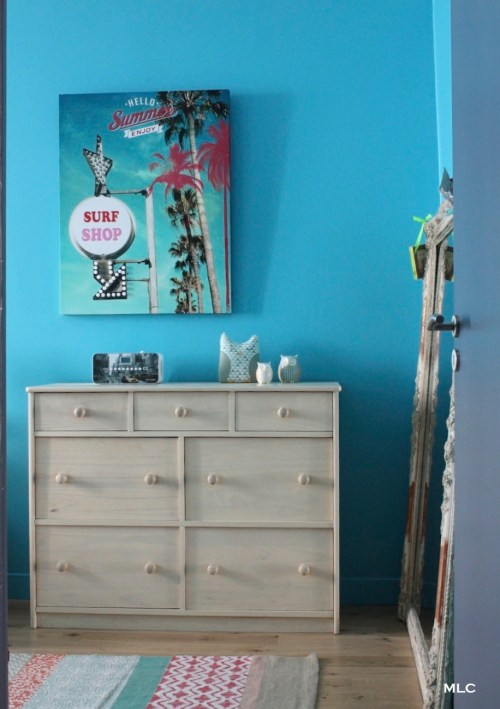 chambre-fille-ado-turquoise