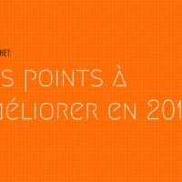 Zéro déchet : les points à améliorer en 2015