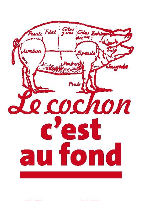 Tout Est Bon Dans Le Cochon : cochon, Cochon!, L'Amicale