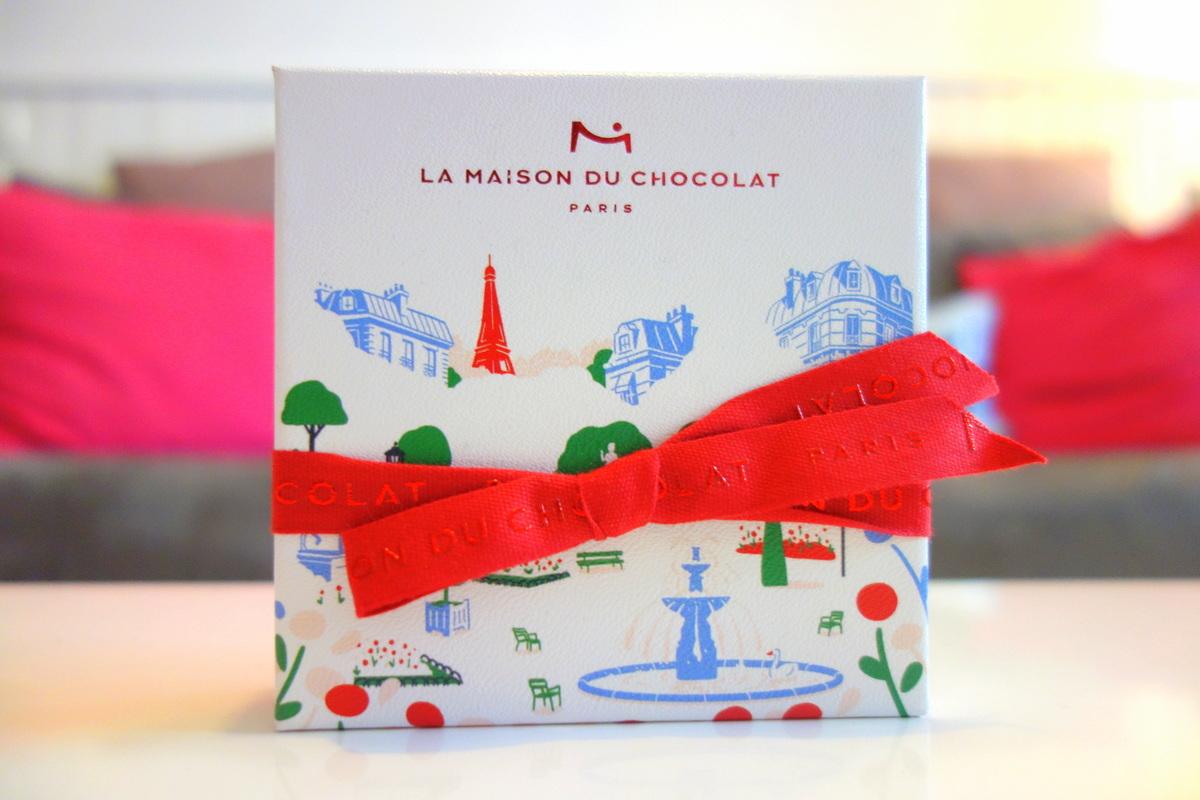 La Maison Du Chocolat Les Collections De Nol 2017