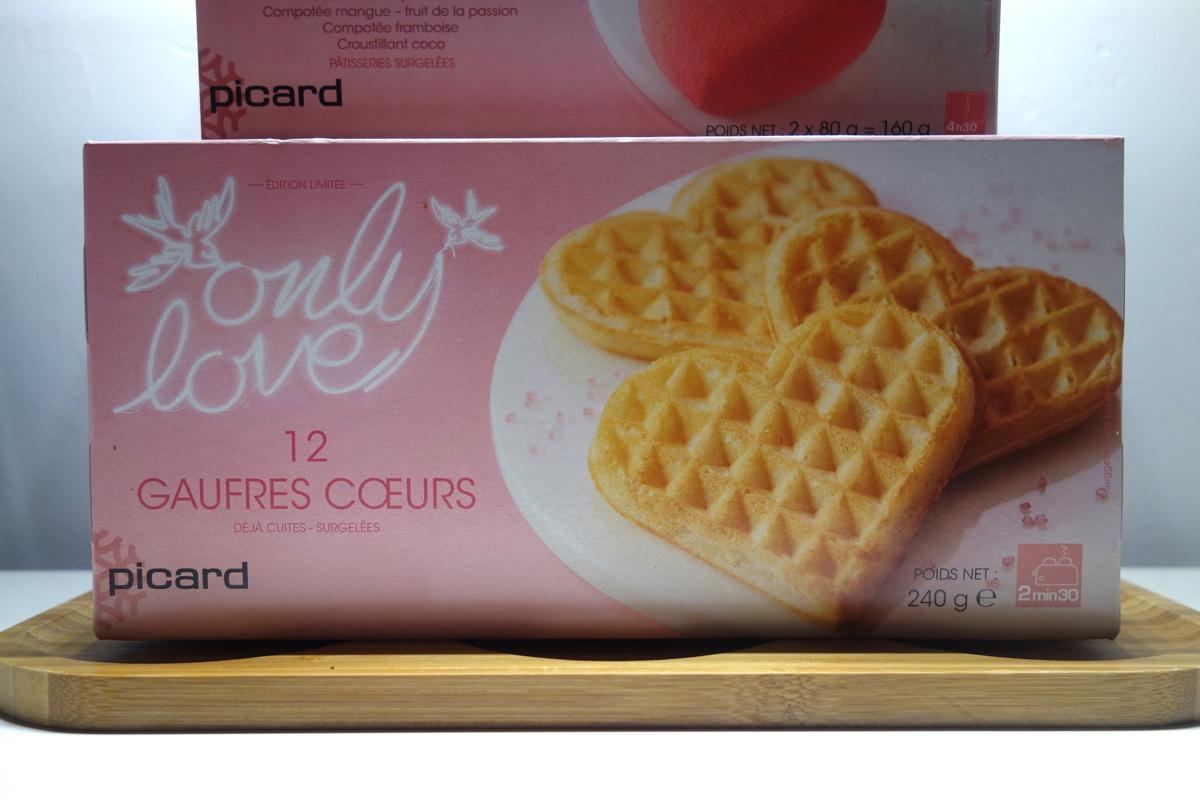 Only Love Faites Durer La Saint Valentin Avec Picard