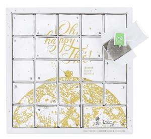 Calendrier de l'avent thé 2017