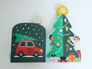 Livres Noël pour bébé