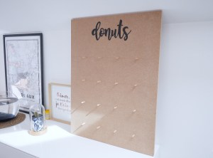 DIY BAR A DONUTS