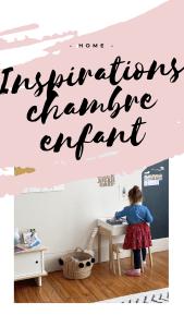 INSPIRATIONS CHAMBRE ENFANT