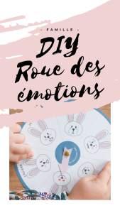 DIY DES EMOTIONS