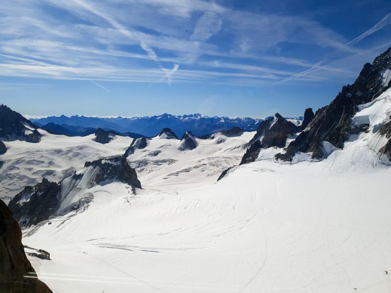 Chaine des alpes italiennes