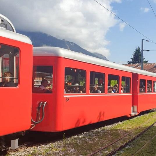 Train de Montenvers