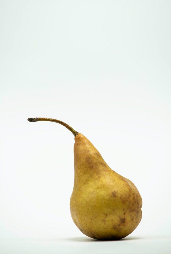 métaphore de la poire