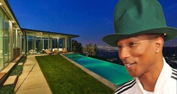maison de Pharrell Williams