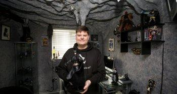 darren wilson bat cave