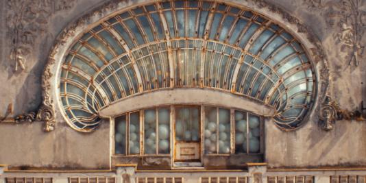 casino roumain abandonné pub Sony
