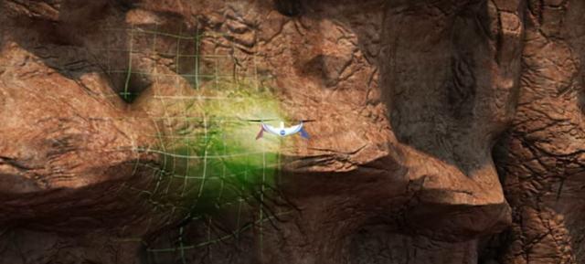 drones de Mars de la NASA